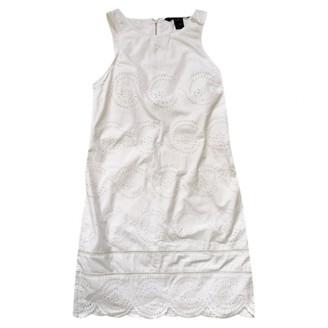 Marc by Marc Jacobs White Cotton Dresses