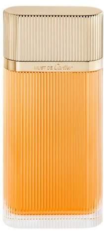 Cartier Must Eau de Toilette, 3.3 oz./ 98 mL