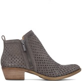 Sole Society Basel 3 leather ankle bootie