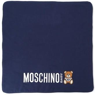 MOSCHINO BAMBINO Toy Bear blanket