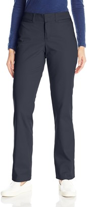 Dickies Women's Relaxed Straight Stretch Twill Work Pant