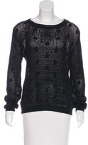 Moschino Cheap & Chic Moschino Cheap and Chic Polka Dot Knit Sweater w/ Tags