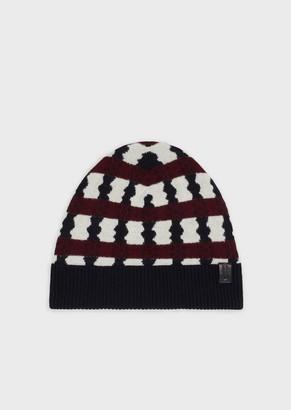 Giorgio Armani Beanie Hat