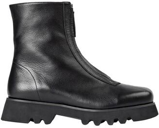 Tony Bianco Intro Black Como Ankle Boots