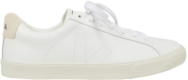 Veja Esplar White Low-Top Sneakers