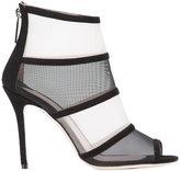 Aperlaï Margaux sandals - women - Leather/Polypropylene - 37.5