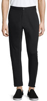 Marcelo Burlon County of Milan Tailored Slim-Fit Sweatpants, Black