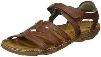El Naturalista Women's N5220 Open Toe Sandals