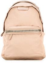 Stella McCartney Falabella GO backpack - women - Nylon/Polyurethane/metal - One Size