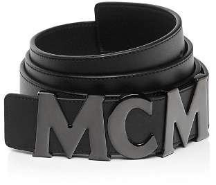 MCM Collection Leather Belt