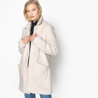 La Redoute Collections Wool Blend Coat