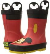Western Chief Mickey Mouse Rain Boots Boys Shoes