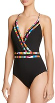 Nanette Lepore Mambo Goddess One Piece Swimsuit
