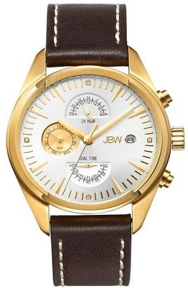 JBW Men's Woodall Diamond Watch, 44mm - 0.04 ctw
