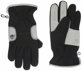Timberland Men's Ribbed Sports Glove with Palm Patch