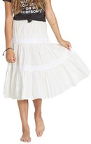 Billabong Girl's Prairie Fun Cotton Skirt