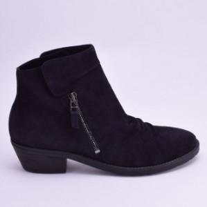Kennel + Schmenger Kennel & Schmenger - Pacific Kim Suede Ankle Boots - 4 - Blue