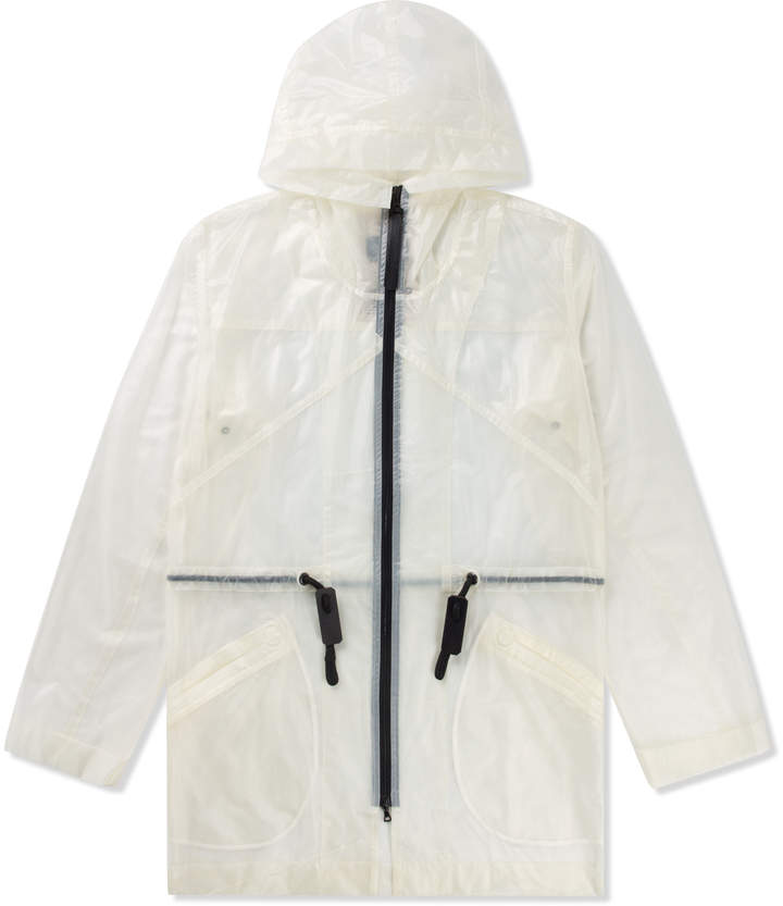 Christopher Raeburn Clear Remade Pop Out Jacket