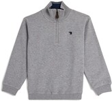 Thumbnail for your product : Trotters Half-Zip Oscar Sweater (2-5 Years)