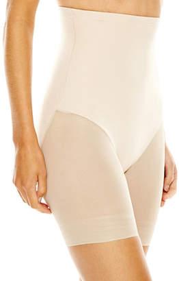 Underscore Innovative Edge Sheer High-Waist Extra Firm Control Thigh Slimmers - 129-3535