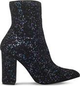 Carvela Glitter high heel Garnet