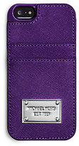 Michael Kors Lydia Saffiano Leather Phone Case For Iphone 5