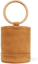 Simon Miller Bonsai 20 Nubuck Bucket Bag - Tan