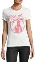 Junk Food Clothing Michael Jackson Graphic Tee