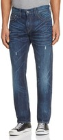 True Religion Geno Straight Fit Jeans in Indigo Waters