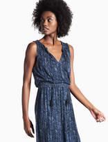 Lucky Brand Chevron Knit Dress