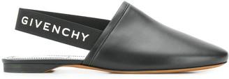 Givenchy Slingback Flat Mules