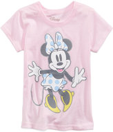 Disney Disney's® Minnie Mouse T-Shirt, Toddler & Little Girls (2T-6X)