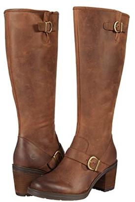 Børn Deba (Brown Full Grain) Women's Boots