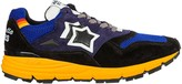 Atlantic Stars Shoes Suede Trainers Sneakers Polaris