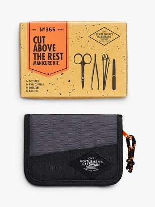 Gentlemen'sHardware Gentlemen's Hardware Manicure Kit Pouch