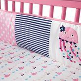 Lambs & Ivy Splish Splash 4-pc. Crib Bumper Set