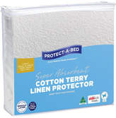 Protect A Bed Protect-A-Bed Cotton Terry Linen Protector
