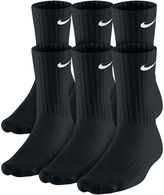 Nike 6-pk. Performance Cotton Crew Socks