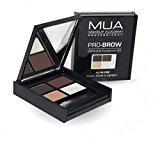 MUA PRO-BROW Ultimate Eyebrow Kit - DARK by MUA