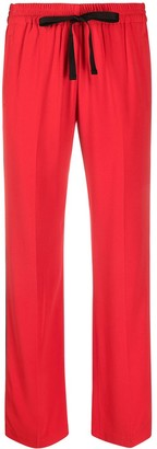 Zadig & Voltaire Pomy Crepe trousers