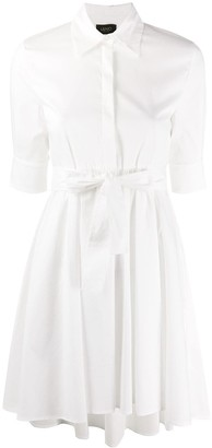 Liu Jo Short-Sleeve Flared Dress
