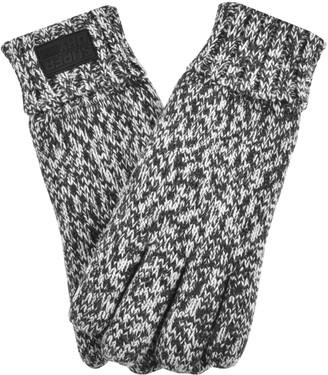 Superdry Stockholm Logo Gloves Grey