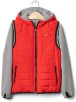 Gap GapFit kids 2-in-1 reversible jacket