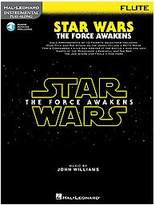 Star Wars The Force Awakens : Flute, Includes Downloadable Audio (Paperback)