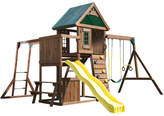 Nickelodeon Swing-n-Slide Chesapeake Wood Complete Swing Set