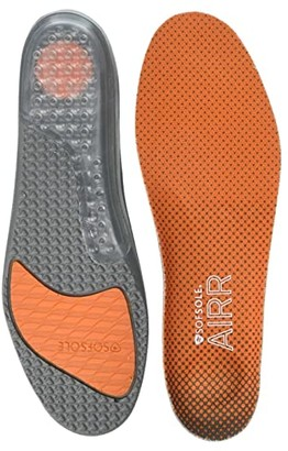 Sof Sole Airr Perf Cushion Insole R9 (Multi) Women's Insoles Accessories Shoes