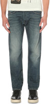 Diesel Belther 0857n regular-fit tapered jeans