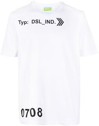 Diesel Green Label graphic T-shirt
