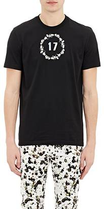 "Givenchy MEN'S COTTON '17"" T-SHIRT"
