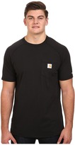 Carhartt Big & Tall Force Cotton S/S T-Shirt